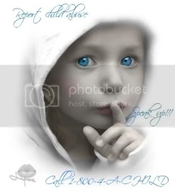 REPORTCHILDABUSE.jpg REPORT CHILD ABUSE image by blondefactor