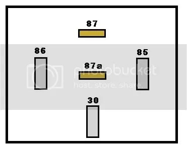 Bosch 75 Amp Relay Wiring Diagram : 33 Wiring Diagram