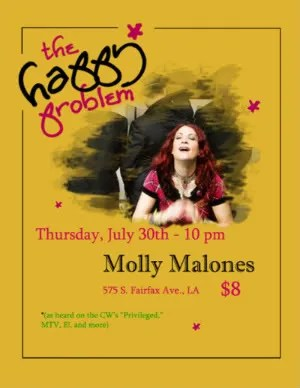 Molly's poster