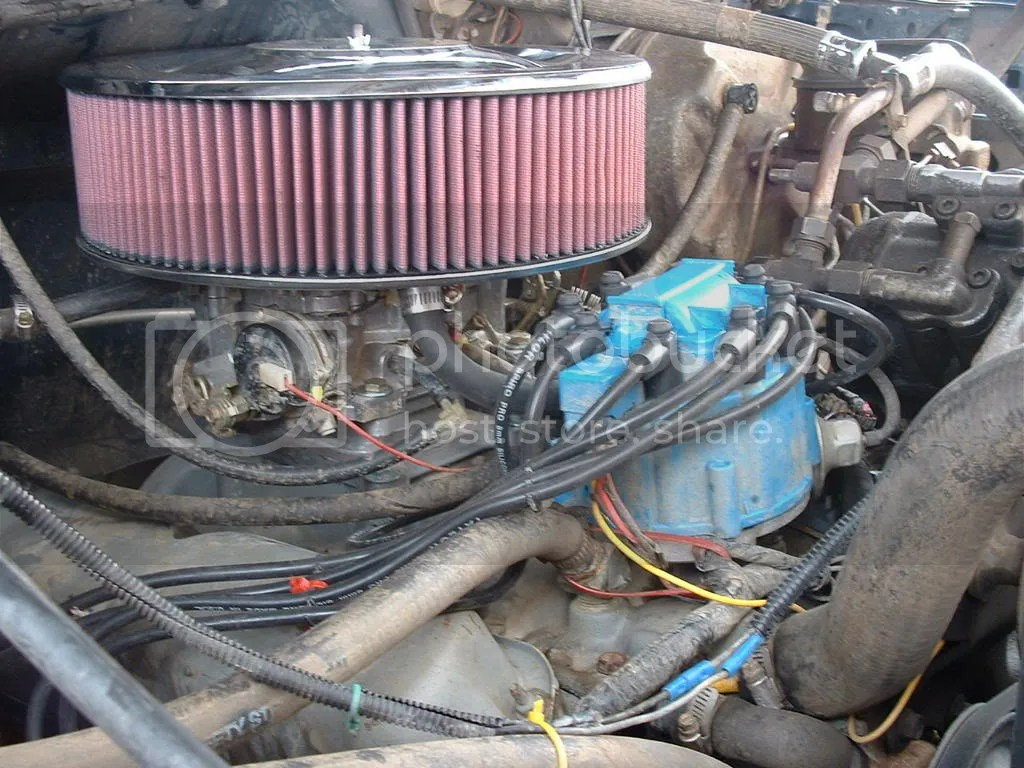 hight resolution of ford 351w hei distributor wiring diagram