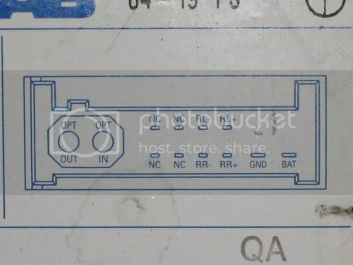 small resolution of 2006 saab 9 3 rear amplifier diagram wiring diagram portal u2022 2004