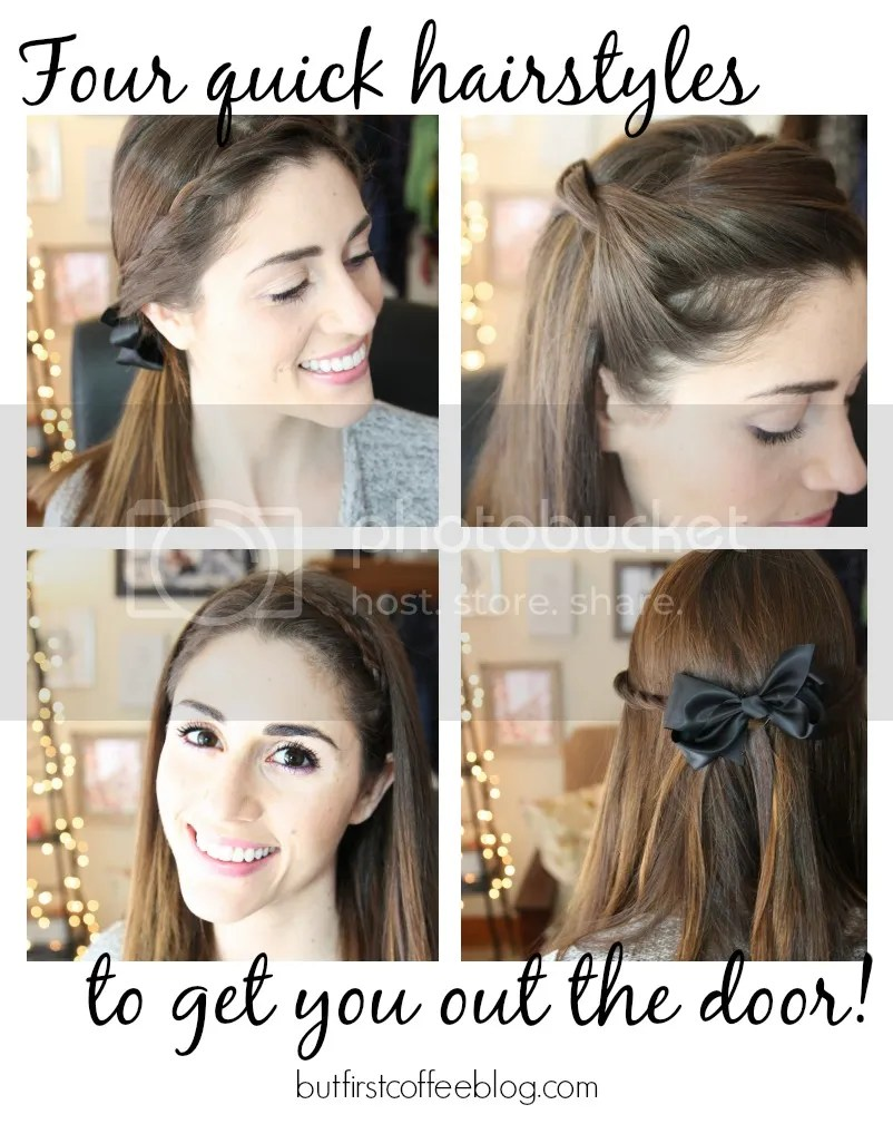 The Easiest Hairstyles Idimoodle Org