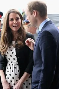 Will and Kate Pregnant