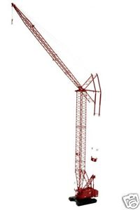 Manitowoc 4100 Crawler Tower Crane By Twh Collectibles