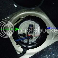 Vw Mk4 Radio Wiring Diagram 2002 Nissan Xterra Car Stereo Vwvortex Com Diy Removal And Reinstallation Of Fuel Sending Unit