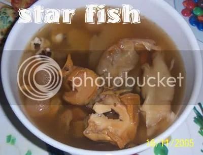 又是湯---花膠響螺頭湯 @ 魚の夢工場 :: 痞客邦