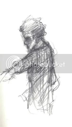 scratchy sketch