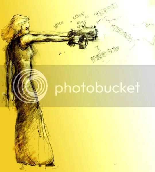 Trix shooting at Elroy6666