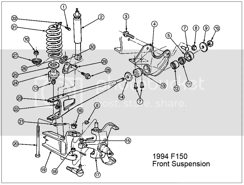 Search Results 2003 Ford F 150 Front End Suspension