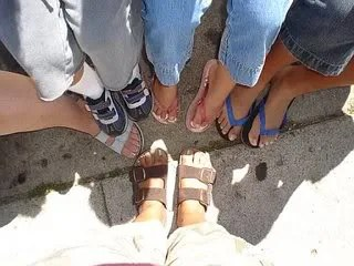 Group Feet