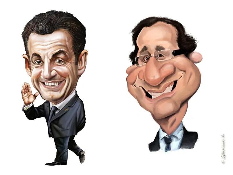 Sarko-Hollande