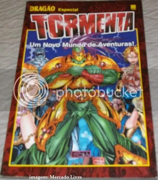 Especial: As edições de Tormenta RPG (3/6)