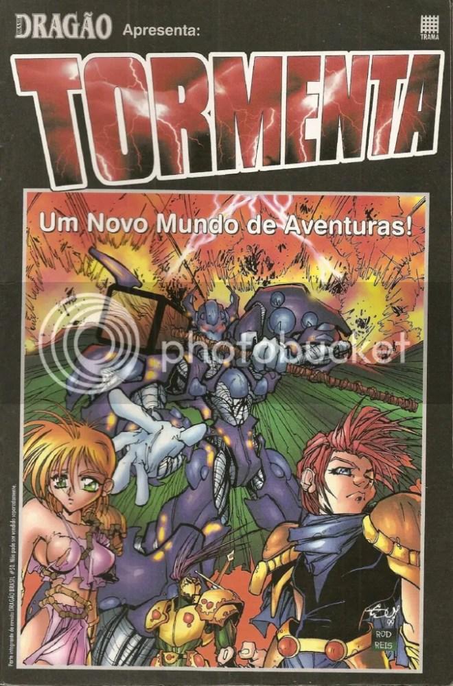 Especial: As edições de Tormenta RPG (2/6)