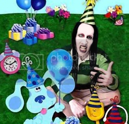 Any Marilyn Manson Fans? Computer Forums