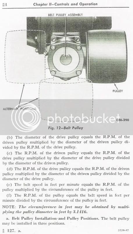 9N760 Belt Pulley