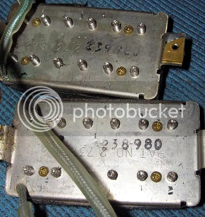 Help Pickup Wiring Vintage Dirty Fingers Mylespaulcom