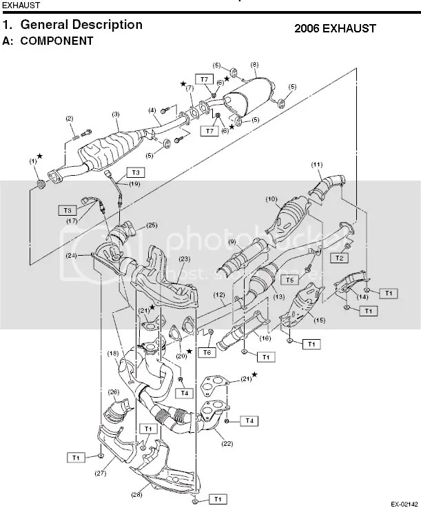 2002 subaru outback exhaust diagram 12v 30a relay wiring 97 legacy gt suspension database