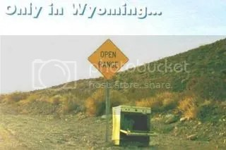 Wyoming Humor