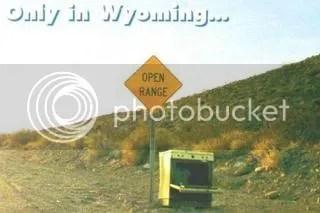 Wyoming Humor