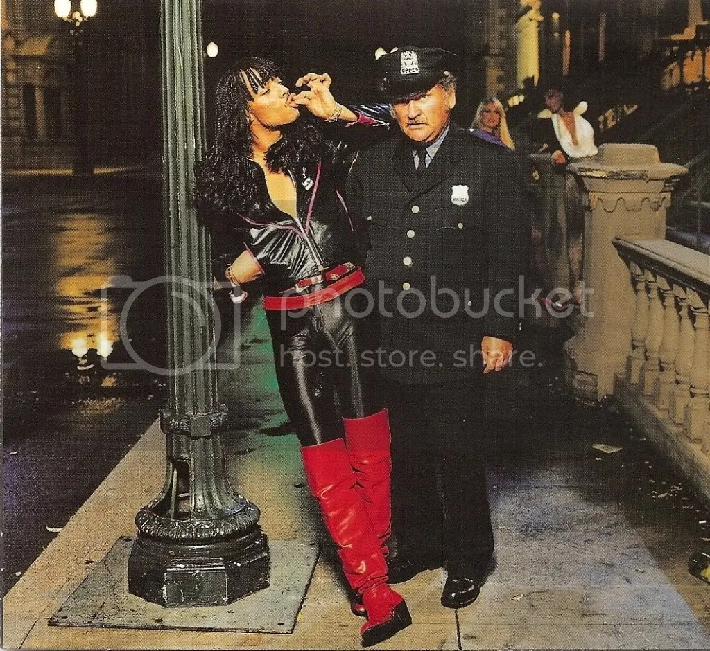 Appreciation of the Day Rick James Street Songs LP