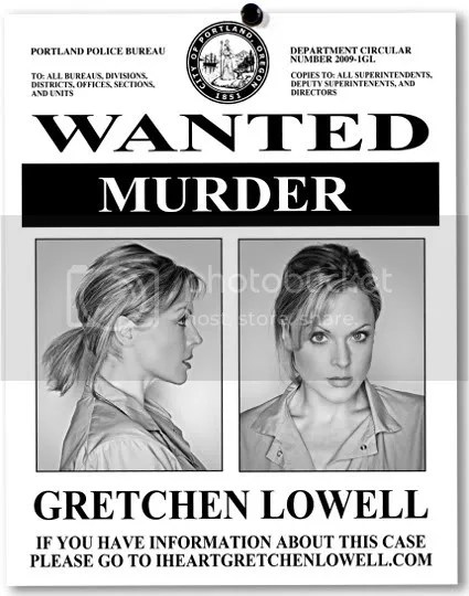 Image result for gretchen lowell