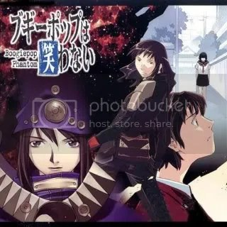 Horror - Boogiepop Phantom