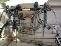 New Seat Rack Gun / Bow Holder for Truck and SUV | eBay