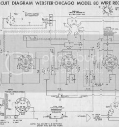 how to start work on a webster 80 1 wire recorder uk vintage radio wire recorder [ 1024 x 792 Pixel ]