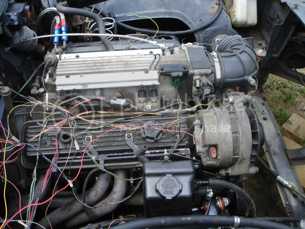 lt1 wiring harness diagram vintage start to finish third generation f body