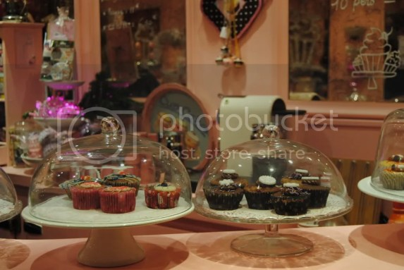 Cupcakes at Chloes Paris