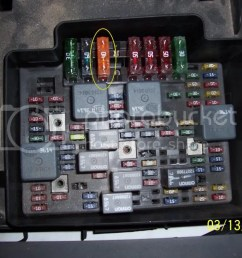 under hood fuse box for a 2003 chevy tahoe ltz wiring librarytowingfuse zpsbd1ba161 jpg trailer battery feed [ 1024 x 768 Pixel ]
