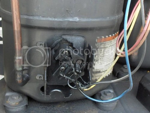 small resolution of home air conditioner compressor wiring diagram wire management air conditioner compressor will not start hvac compressor