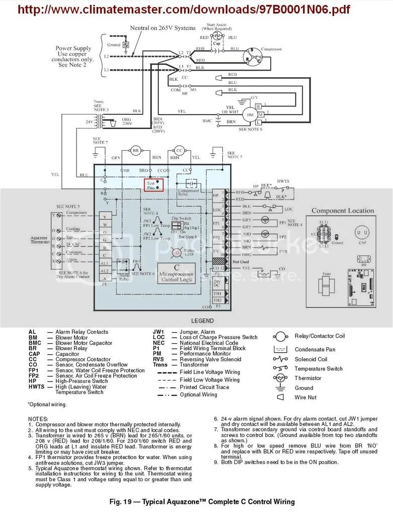 trane water source heat pump wiring diagram gm stereo low voltage colors diagrams typical 32 axiom geh905