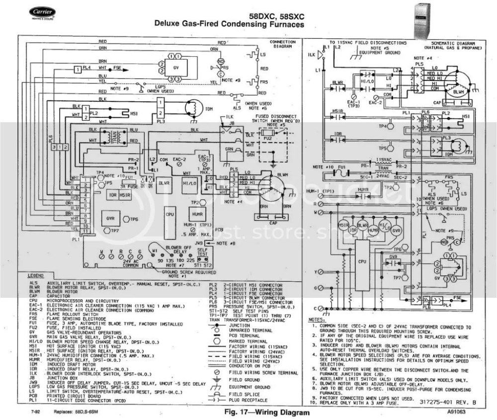 medium resolution of gas furnace owners manual carrier infinity thermostat wiring diagram