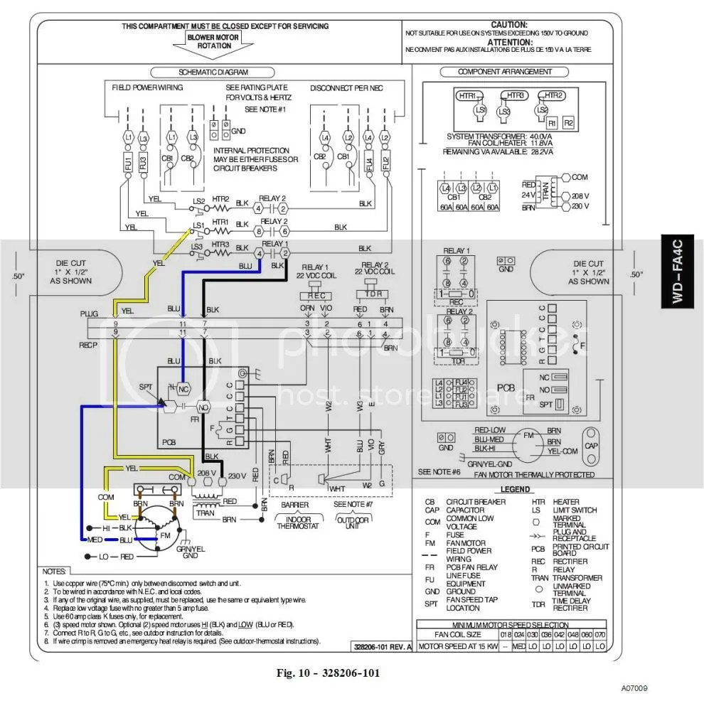 medium resolution of payne air handler wiring diagram simple wiring schema concord wiring diagram icp fan coil wiring diagram