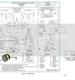 x13 ecm to psc blower motor conversion page 3 doityourself comthe brown and blue wires to [ 1024 x 889 Pixel ]