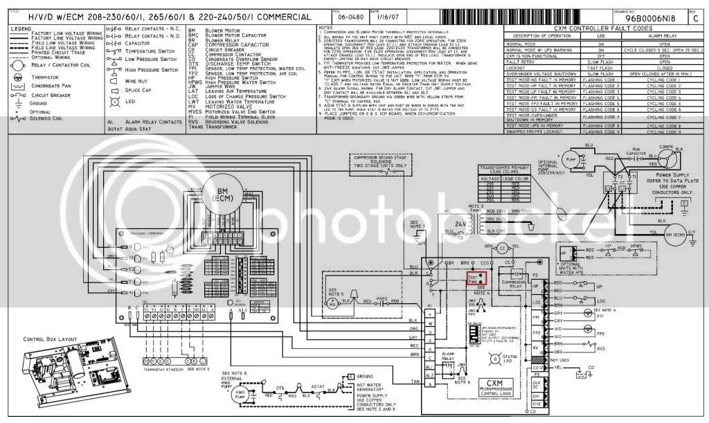 Climatemaster Residential Wiring Diagrams Wiring Diagrams