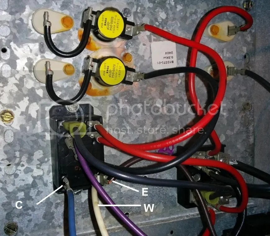 Electric Heat Sequencer Wiring Diagram Http Wwwjustanswercom Hvac