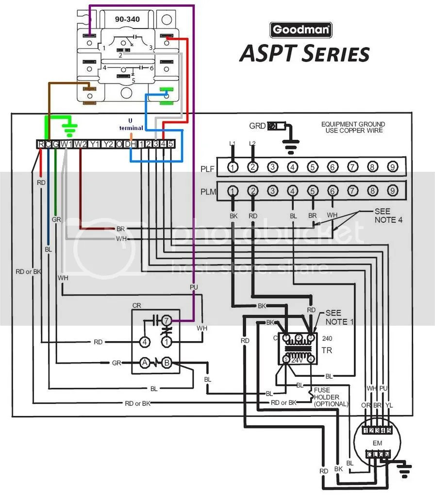Need help with TH8321 Install/Dehumidification Setup