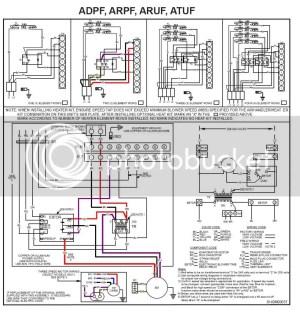 Heat won't turn off on Goodman ARUF03000A1