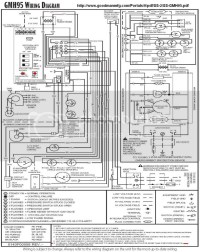 Goodman Wiring Diagram Typical System | Wiring Library