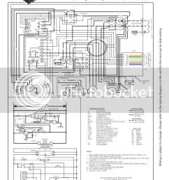 goodman heat pump wiring diagram furthermore heil air handler wiring [ 845 x 1024 Pixel ]