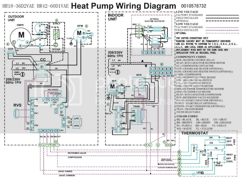 3 Wire Condenser Fan Motor Wiring Diagrams 3 Wire Thermostat