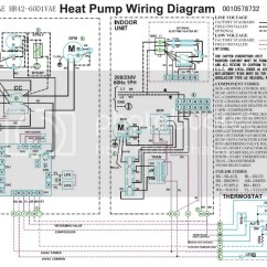 Thermostat Wiring Diagram Heat Pump Pioneer Deh P8600mp Control Board Goodman Diagramgoodman Pictures