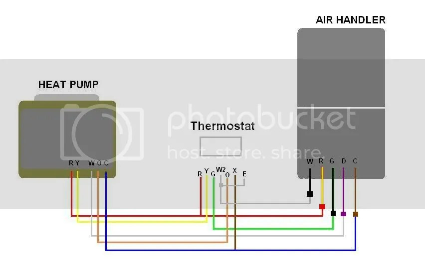 rheem heat pump wiring diagram, Wiring diagram