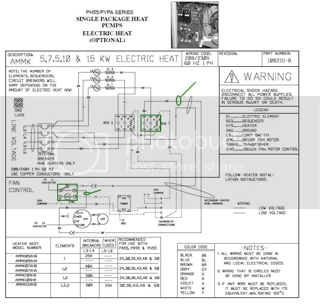 heat pump wiring diagram goodman heil get free image about