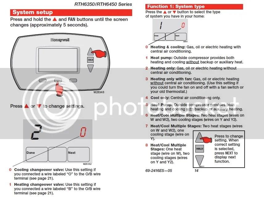 honeywell thermostat wiring diagram rth6350 2004 gmc denali radio rth6350/rth6450 - doityourself.com community forums