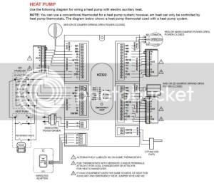 Low Speed Fan Honeywell Zone Panel  DoItYourself
