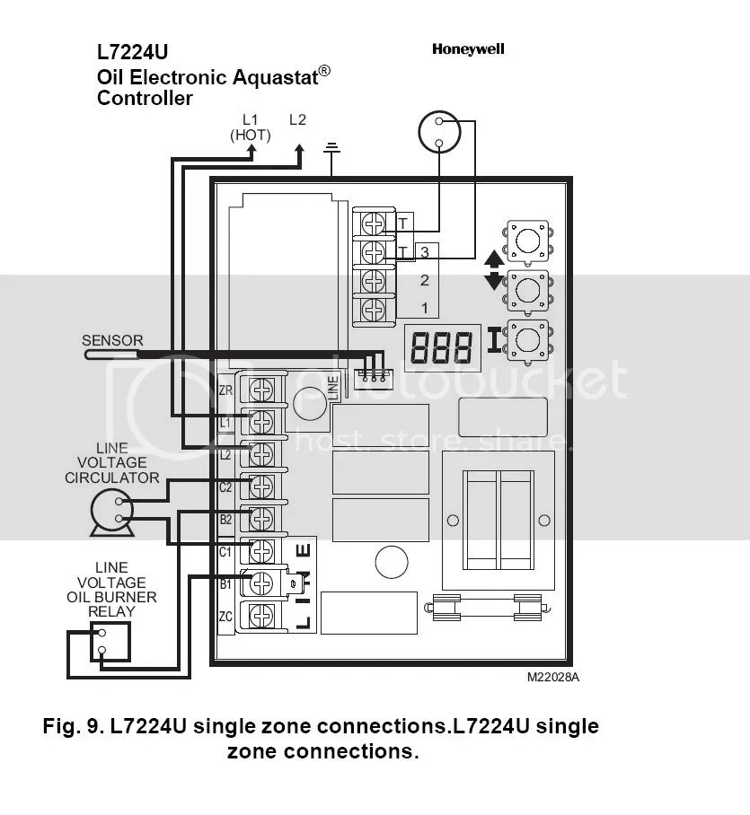 Honeywell Thermostat Rth6500wf Wiring Diagram Honeywell