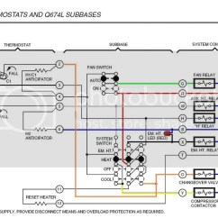Wiring Diagram Thermostat Honeywell 3d Plant Cell Is The Terminal Function Of Samod Auto Changeover For